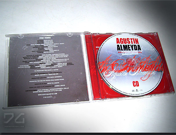 arte de cd folletos digipack dvd buscando mi destino agustin